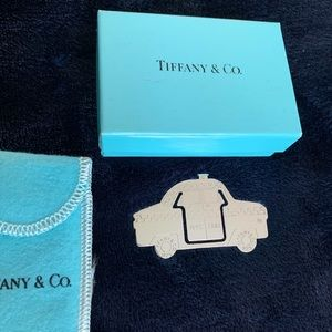 Tiffany & co bookmark/money clip
